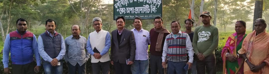 Progressive work under taken by RCS